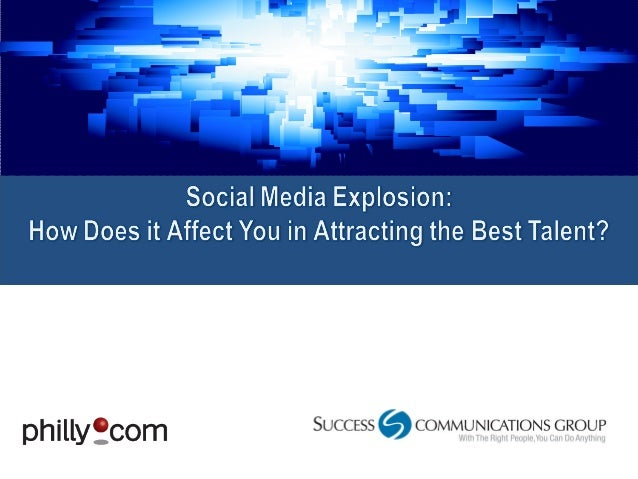 WORKSHOP STRATEGIES • Discuss what is social media • Why do you need social media in recruiting • Choose the sites that wo...