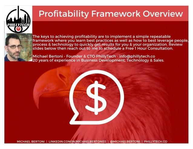 PhillyTech Profitability Framework Overview