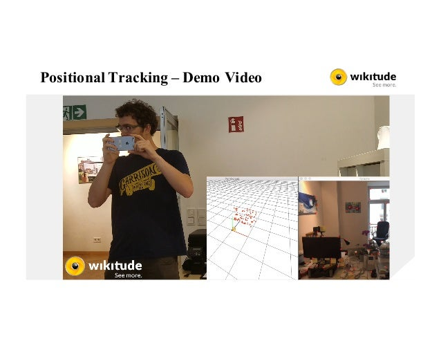 Positional Tracking – Demo Video
