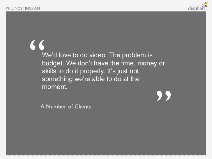 Incorporating Video into your Link Building Strategy Slide 3