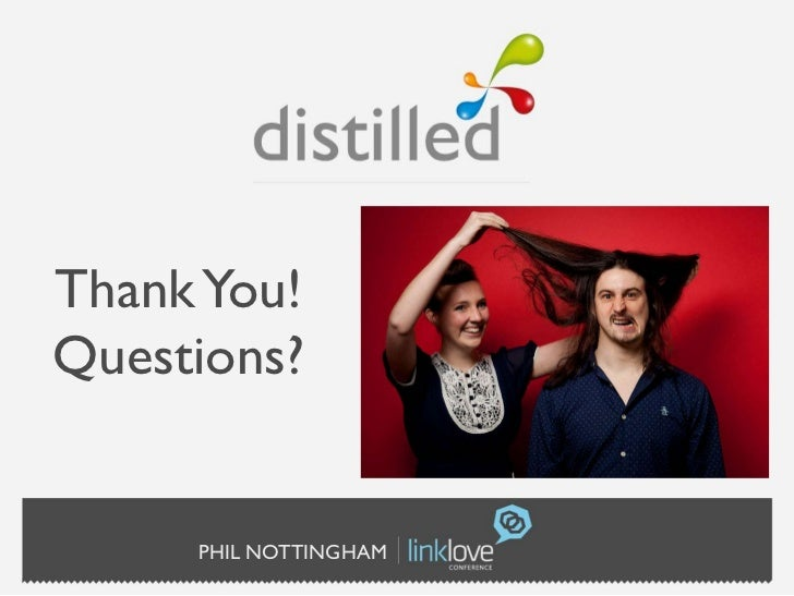 Thank You!Questions?     PHIL NOTTINGHAM