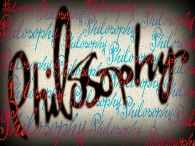 Itis the part of philosophy that studies sciences.Itis a branch of philosophy which studies the philosophical foundation...