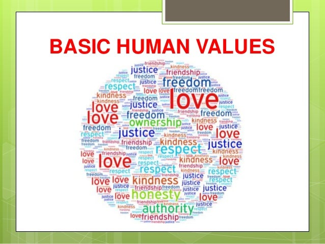 Exploring Basic Human Values