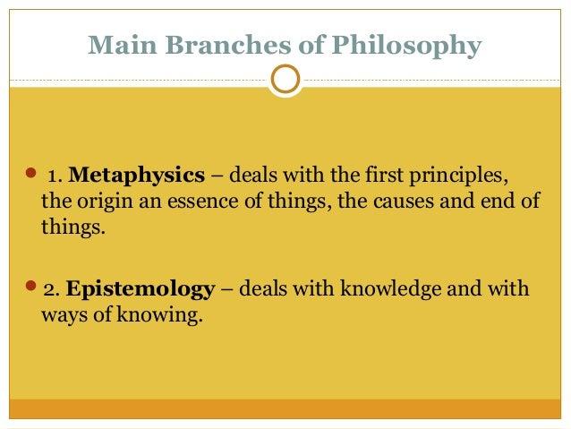 Philosophical foundation of education Slide 3