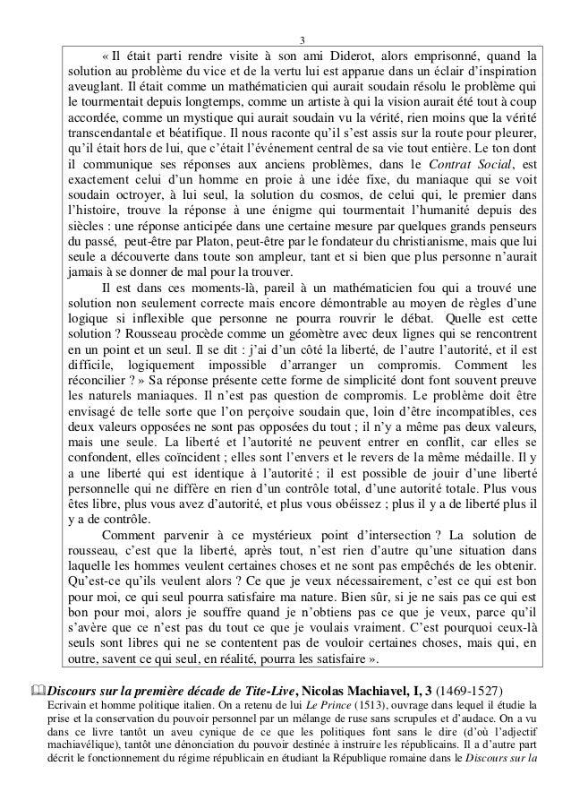 diderot piece of writing autorit politique