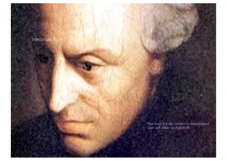 STEPHANIE HARTUNG           Immanuel Kant                                             Nie zuvor hat das Denken so überzeug...