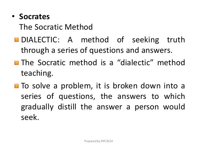 socratic dialectic method and piety Socratic dialogue meaning - socratic  to provide a definition of piety  socrates proposed this form of dialectic through a socratic method termed.