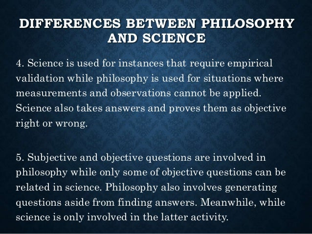 Difference Between Philosophy and Religion