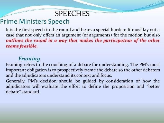 debate examples pdf