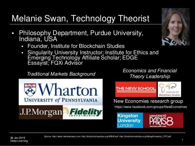 Philosophy of Deep Learning Slide 2
