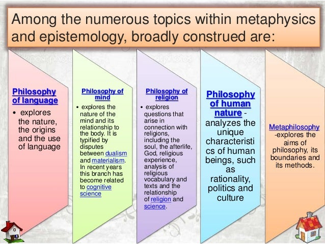 difference between metaphysics and ontology