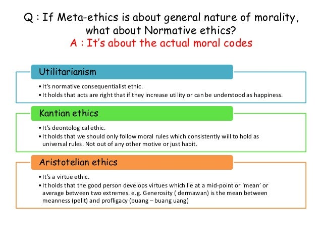 deontology ethics and universally accepted codes Deontology, by contrast, maintains that there are agent-relative moral reasons duties of  'an act is wrong if and only if it is forbidden by the code of rules.