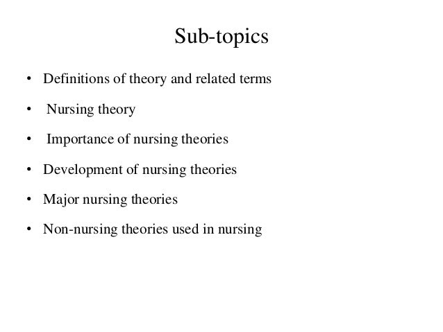 annotated bibliography nursing theory Annotated bibliography on nursing theories discuss the relationship between systems theory and health care delivery in the us jarri, of (2007) an integ annotated bibliography on nursing theories discuss the relationship between systems theory and health care delivery in the us jarri, of (2007.