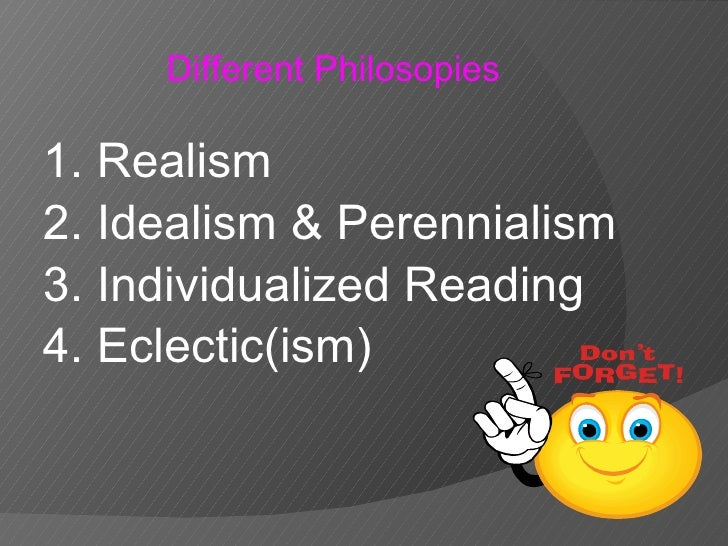 philosophy of reading Given that this is a reading list for philosophy, we will set aside some of the various ways of studying logic for the most part philosophers study logic in three (general) ways: mathematical logic , philosophy of logic and philosophical logic.
