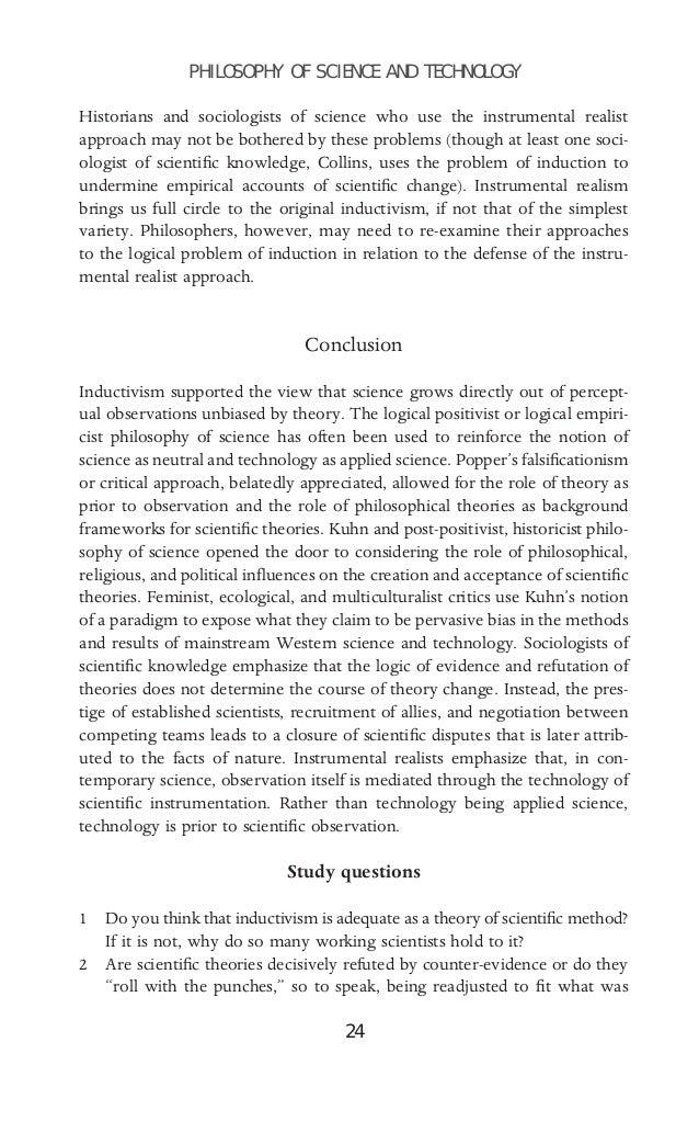 quine duhem thesis popper