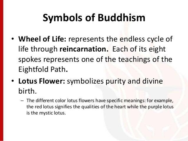 Philosophy presentation buddhism an example of a wheel of life mightylinksfo