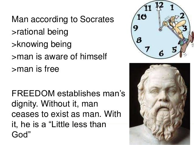 what is philosophy according to socrates