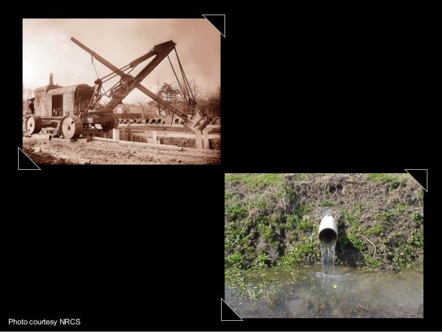New Technologies For Drainage Water Management And