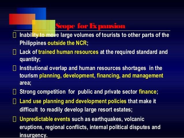 Philippine Tourism Master Plan
