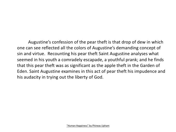 "research paper on st augustine Biography: aurelius augustinus (referred to as ""st augustine of hippo) was born in tagaste (now souk- ahras), north africa on november 13, 354 his family was not rich growing up but augustine still received a christian education."