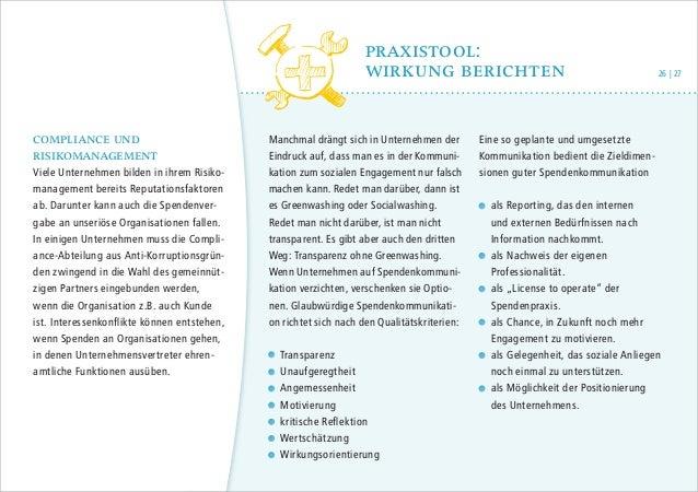 praxistool: wirkung bericHten compliance und risikomanagement  Viele Unternehmen bilden in ihrem Risikomanagement bereits ...