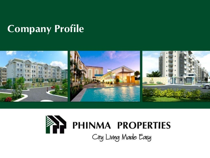 Phinma Properties Company Profile