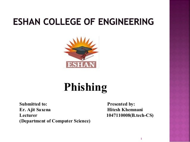 1Submitted to: Presented by:Er. Ajit Saxena Hitesh KhemnaniLecturer 1047110008(B.tech-CS)(Department of Computer Science)P...
