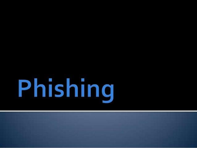 oÉ uma forma de fraude electrónica, caracterizada por tentativas de  adquirir dados pessoais de diversos tipos. O ato cons...