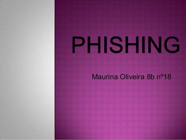 Maurina Oliveira 8b nº18
