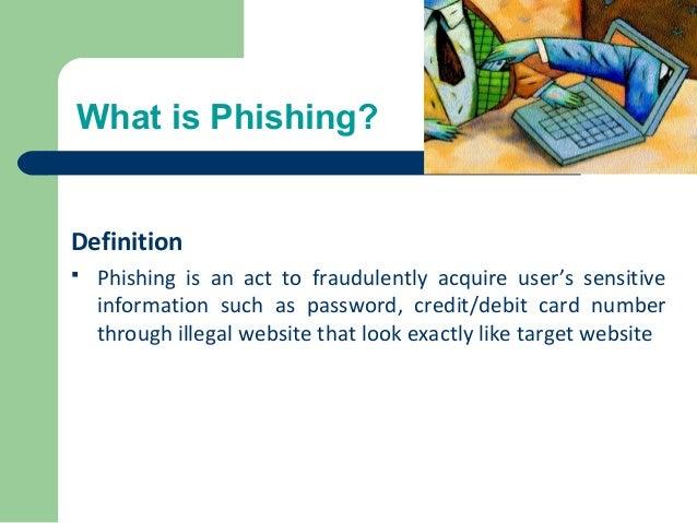 phishing detection  u0026 protection scheme