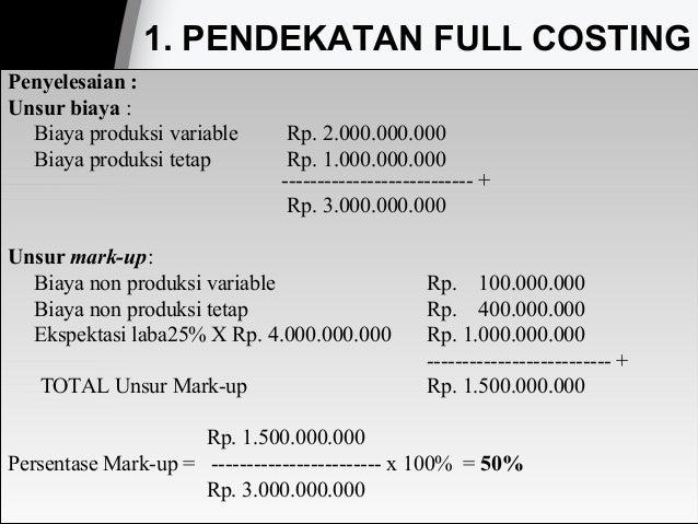 13 Contoh Soal Perhitungan Biaya Produksi Kerajinan Kumpulan Contoh Soal