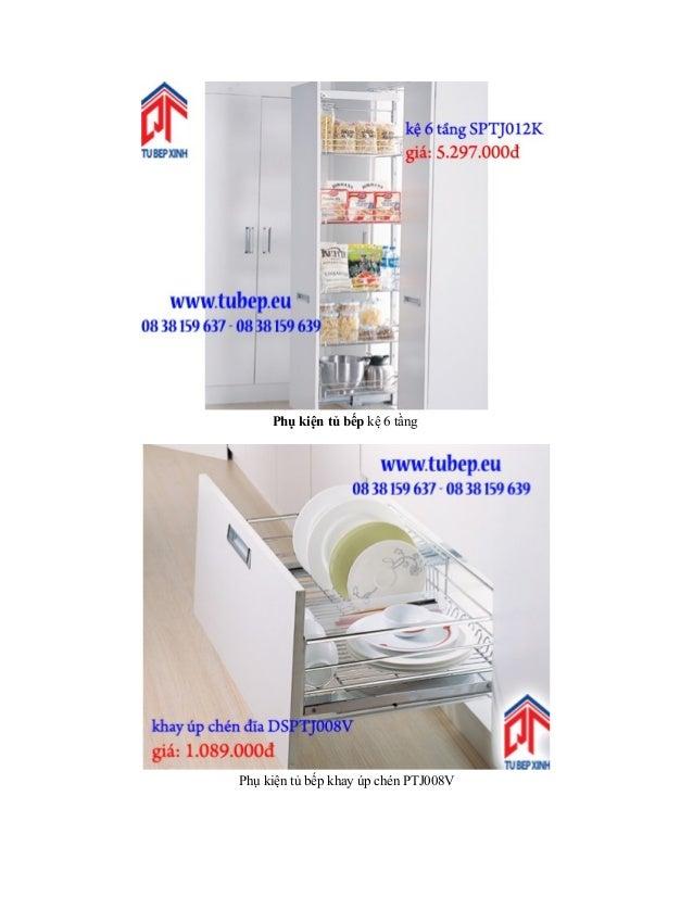 Phụ kiện tủ bếp kệ 6 tầng  Phụ kiện tủ bếp khay úp chén PTJ008V