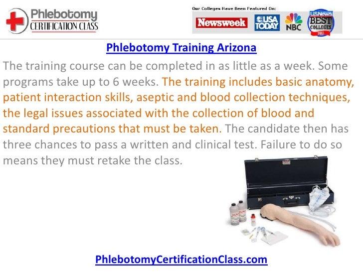 Phlebotomy Training Arizona