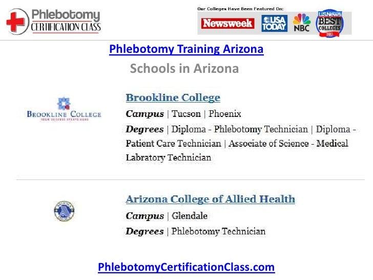 Funky Phlebotomy Certification Az Illustration Online Birth