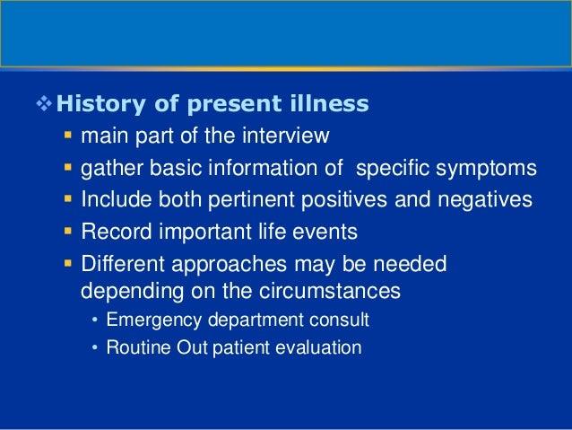 Psychiatric History and Mental Status Examinaiton