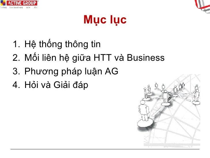 Phương pháp luận AG Slide 2