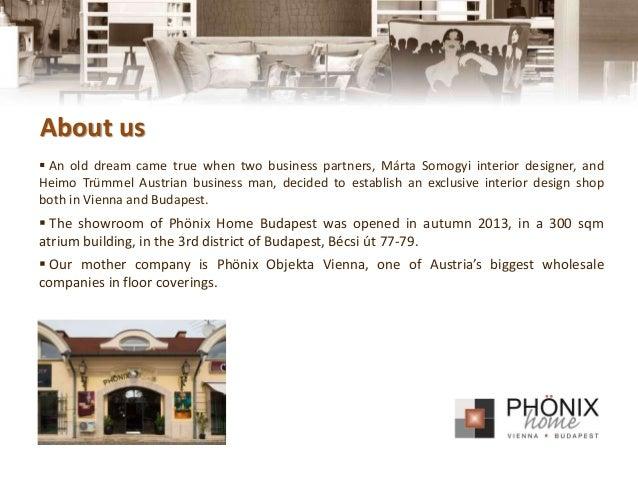 Phönix Home introduction Slide 2