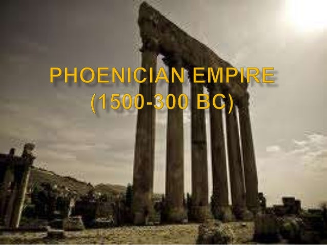 the history of phoenicians The phoenician alphabet as children, one of the first things we learn is the alphabet this is an important thing to learn, since our entire written language is based around the combinations of .