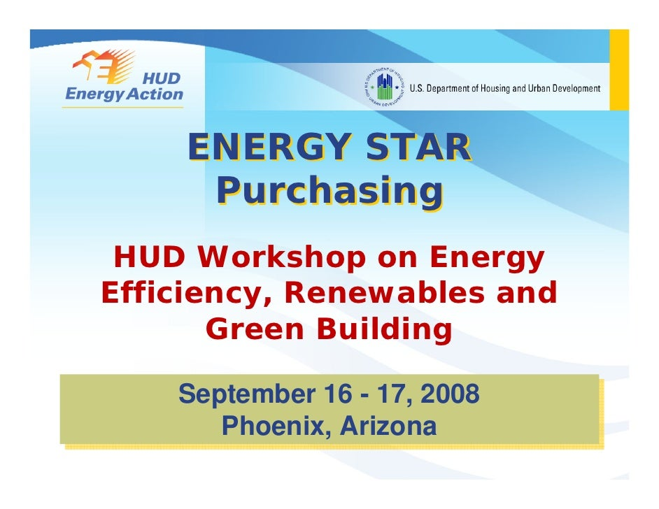 phoenix energy star bulk purchasing presentation