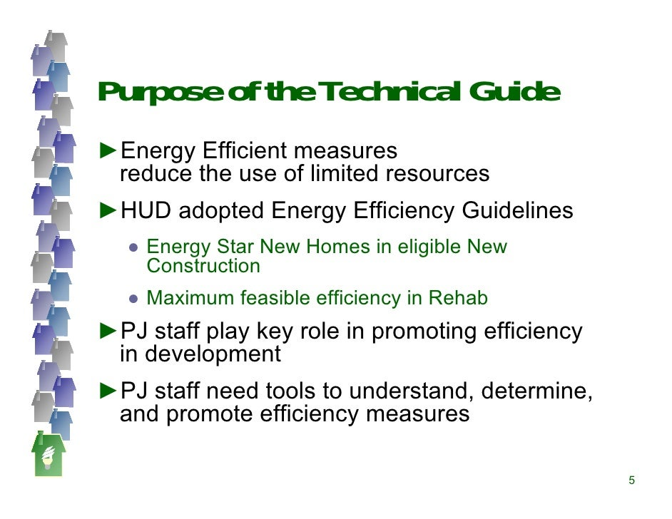 phoenix icf energy efficiency manual presentation
