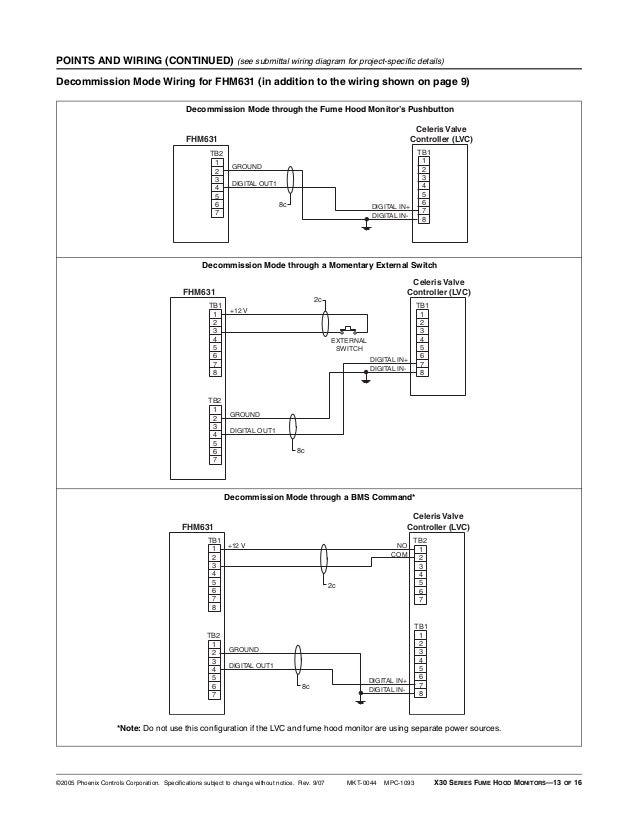 Phoenix Controls on Phoenix Phase Converter Wiring Diagram