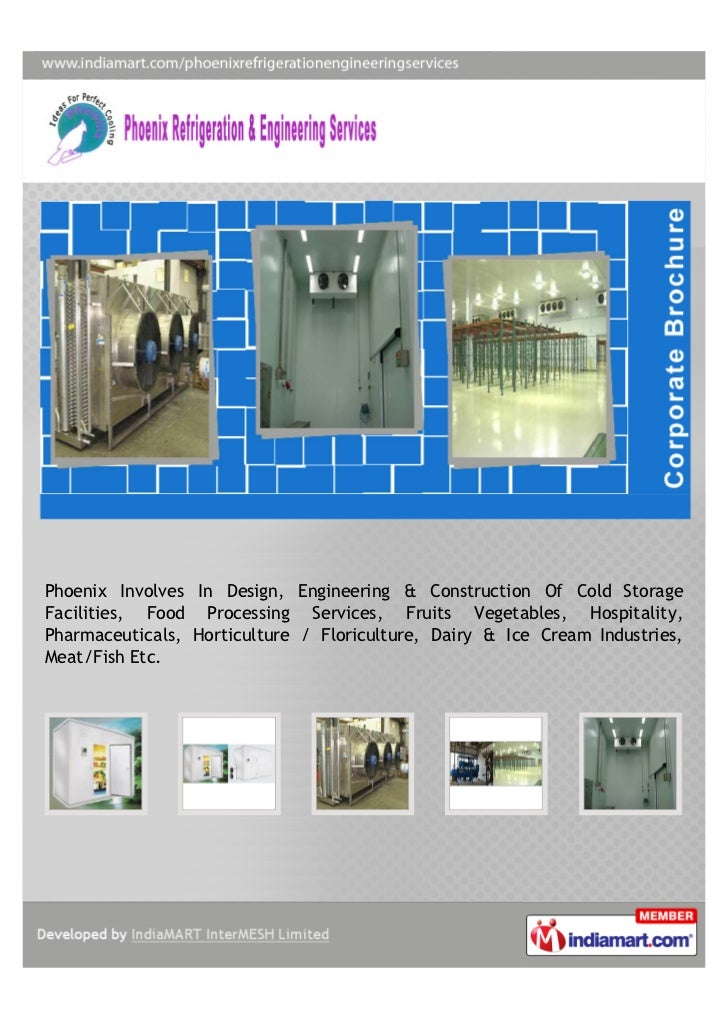 Phoenix Refrigeration & Engineering Services, Pune, Cold Storage Faci…