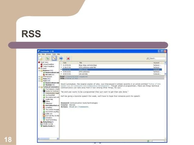 RSS  18  Managing Virtual Teams