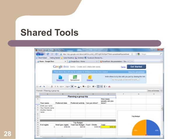 Shared Tools  28
