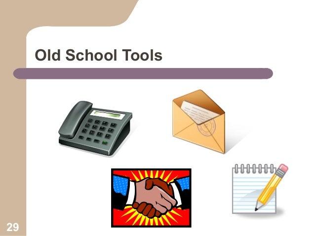 Old School Tools  29