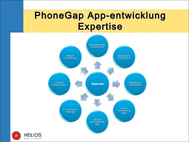 PhoneGap App-entwicklungPhoneGap App-entwicklung ExpertiseExpertise