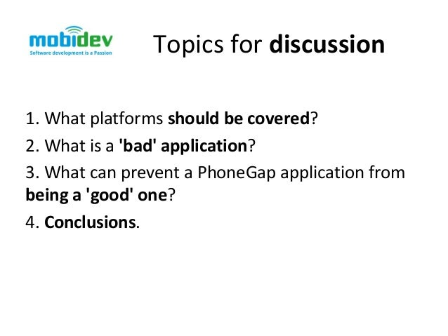 how to create phonegap application
