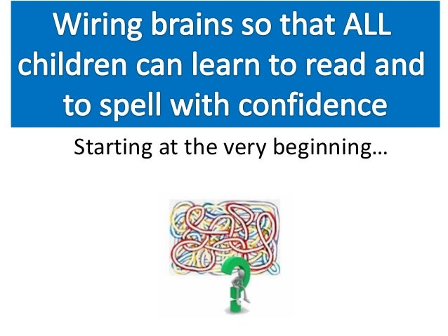 Wiring all ins for reading and spelling - phonemic ... on