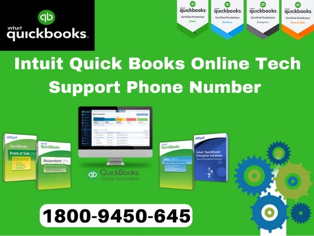 intuit quickbooks online tech support phone number