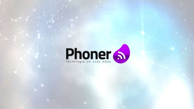 Apresentação Phoner Tecnología